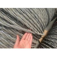 China 7x7 7x19 1370MPA Hot Dipped Galvanized Wire Rope on sale