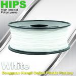 Industrial HIPS 3D Printer Filament 1.75 / 3.0mm Common 3D Printing Materials