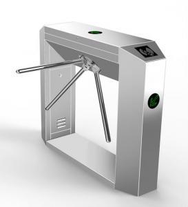 China manual tripod barrier turnstile , access control tripod turnstile on sale