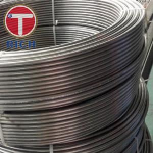 China SAE J526 Carbon Welded Steel Tube Mechanical Coil Tubing for Auto on sale