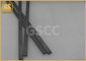 China Wood Cutters Square Carbide Blanks , High Hardness Solid Carbide Blanks on sale