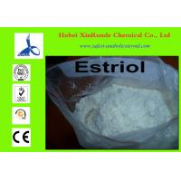 CAS 50-27-1 Pharmaceutical Intermediate Estriol White Crystalline Powder