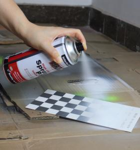 China Aeropak Aerosol Spray Paint Can 400ml For Interior Or Exterior Decoration on sale