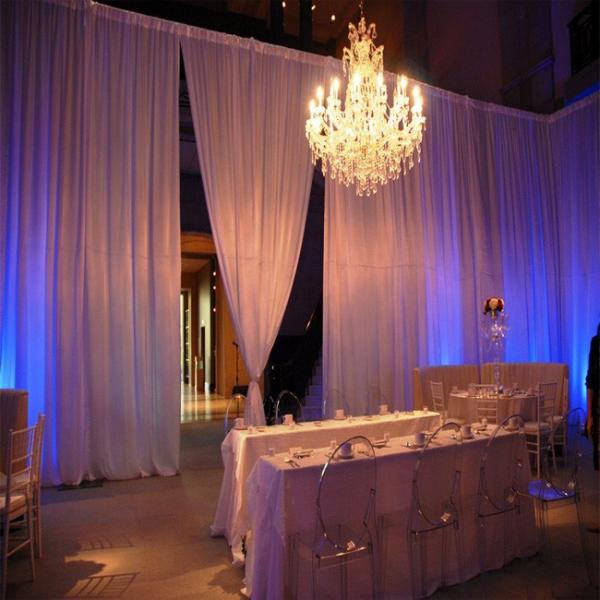 Diy Pipe And Drape Backdrop For Wedding Backdrop Pipe And