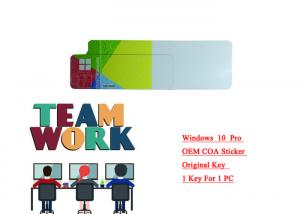 Quality Win 10 Pro key code 1 key for 1 pcs FQC-08983 made in Korea Global Use for sale