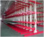 Industrial Warehouse Or Economical Steel Pipe Storage Racks Used Cantilever Rack