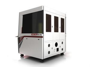 China mini size fiber laser cutting machine for school experiment kitchen equipments on sale
