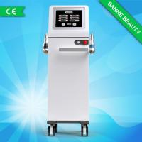 Facelifting Stretch Mark Removal Fractional RF Microneedle Skin Tightening Machine