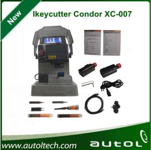 China 2014 Professional XC-007 Key Cutting Machine Ikeycutter Condor XC007 Master Series Key Cutter with Best Quality on sale