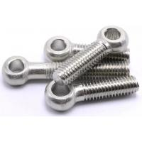 China 10.9 Class Hex Head Bolt Stainless Steel Forged Eye Bolt M14 X 40 Size on sale