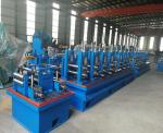 Natural Gas ERW Pipe Mill Equipment With High Speed Tube Welding