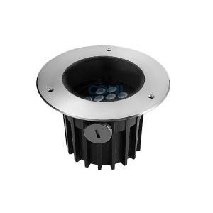 China Angle Adjustable Outdoor Led Ground Lights Mono / RGB/RGBW  0-10V DALI PWM Support on sale