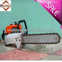 BS-50G concrete cutting chain saw BSGH gasoline diamond chain saw