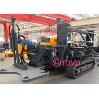 China Horizontal Directional Drilling Rig 140 KW Used In the Construction of The Water Piping on sale