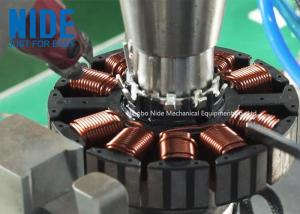 China BLDC Armature Needle Coil Winding Machine For Brushless Motor 120 Rpm Efficiency on sale