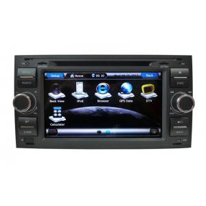 China 6.5 Inch Ford Fusion Dvd Car Navigation Multimedia Dvd Player Auto Radio-Cr-7521 on sale