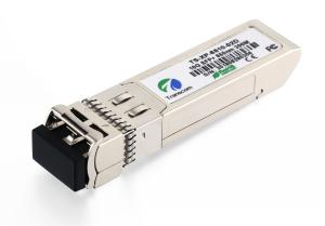 China Multi Mode LC SFP+ Compatible Optical Transceivers 10Gb/s 850nm Wavelength on sale