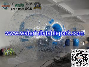 China Outdoor Soccer Inflatable Zorb Ball Ride  5 Years Warranty on sale