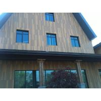Weather Resistant WPC Wall Cladding With Recyclable Low - Carbon Materials