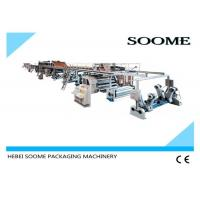 Automatic Corrugated Cardboard Production Line Corrugated Box Making Machine Fast Delivery