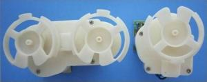 China Customized PC+ABS Color Plastic Molded Parts For Vending Machine Motor on sale