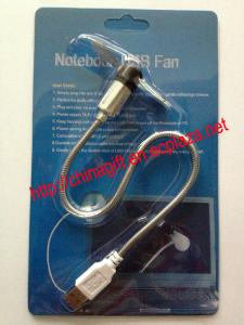 China USB Notebook Flexible Arm Mini Fan on sale