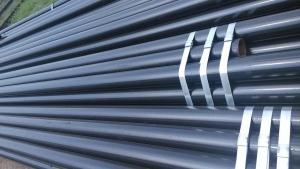 China Astm A106 Gr B Seamless Steel Tube Carbon Steel Pipe Api 5l Sch40 Hot Rolled on sale