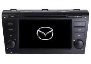 China Mazda 3 2004-2009 Android 9.0 Car Multimedia Autoradio GPS Player Support Bose Audio Amplifier MZD-7173GDA on sale