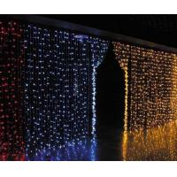 China super bright 24v fairy indoor christmas lights curtain for building on sale