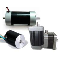 2 Poles Permanent Magnet Brushless / Brushed Dc Electric Motor , 5w - 1200w
