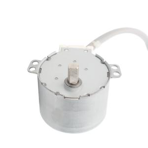 China Geared Stepper Motor Chinese Wholesale Supply Low Noise Permanent Magnet Stepper Motor 50BYJ46-48 on sale