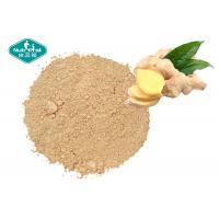 Ginger Root Natural Botanical Extracts Good Taste Reduce Vertigo For Arthritis Health