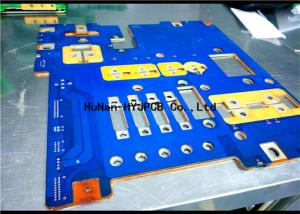 China Custom FR4 Metal Pcb Board Power Electronic Control , Copper Pcb Board on sale