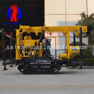 China XYD-130 Crawler Water Well Drilling Rig Machine Manufacturer For China on sale