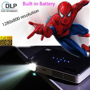 China Digital LED Projector With HDMI USB TF Port Compatible For DVD Computer Laptop Good Price on sale