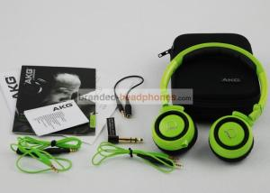 China 3.5 Mm Q460 Mini On - Ear Closed - Back Detachable AKG Foldable Headphones For Iphone on sale