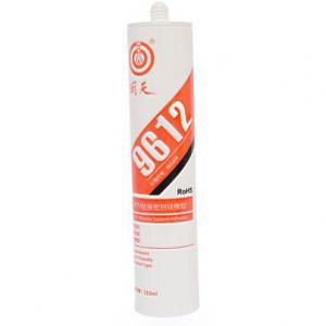 China High Performance RTV Silicone Sealant 9612 for sealing electric kettle , Coffee kettle body on sale