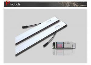 China 25mm Thickness Light Curtain Elevator Door Sensor / Elevator Photocell on sale
