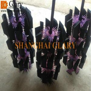 "China 2"" el perfil de aluminio anodizado mate negro de la protuberancia llevó los disipadores de calor ligeros on sale"