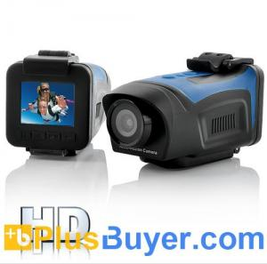 China Xdreme HD - 1080P HD Extreme Sports Action Camera (Waterproof, HDMI & TV Out) on sale
