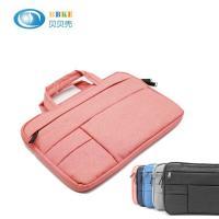 Pink Color Custom EVA Laptop Case Messenger Bag , Laptop Hard Case For Woman