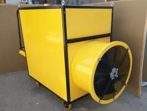 China Indirect Chicken House Heaters , Airplane Engine Heater With Filter System on sale
