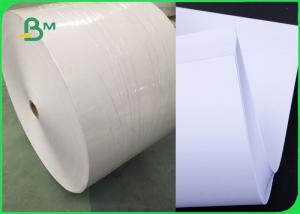 China Jumbo Roll Uncoated Bond Paper For Writing 60gsm 70gsm Good Absorbing Ink on sale