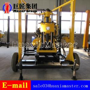China Mobile Version of  HZ -130 YY Wheeled Hydraulic Rotary Drilling Rig For Hard Rock Coring on sale