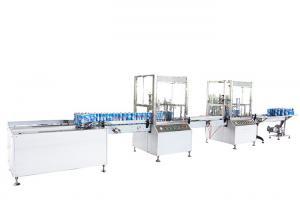 China Automated Aerosol Filling Machine / Pesticide Aerosol Spray Paint Filling Machine on sale