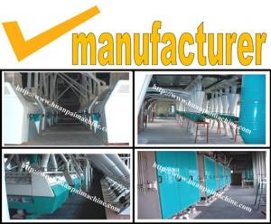 China grain milling equipment,grain processing machinery,grain flour mill on sale