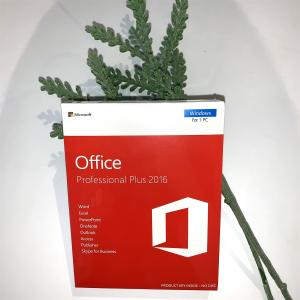 Quality MS Office 2016 Professional Plus MAK Key , Office 2016 Pro Plus Full Package for sale