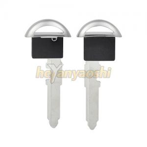 China MZ24R Blade Insert Mazda Smart Key Replacement , Non Transponder Mazda Spare Key on sale