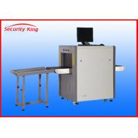 Super Clear Images X Ray Baggage Scanner Airport X Ray Machines XST-6550