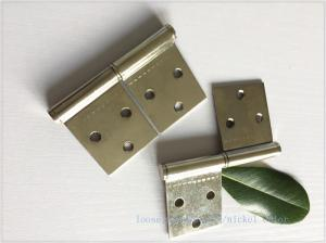 China 1.0mm Thickness Chrome Lift Off Hinges Small Size High Precision Water Proof on sale
